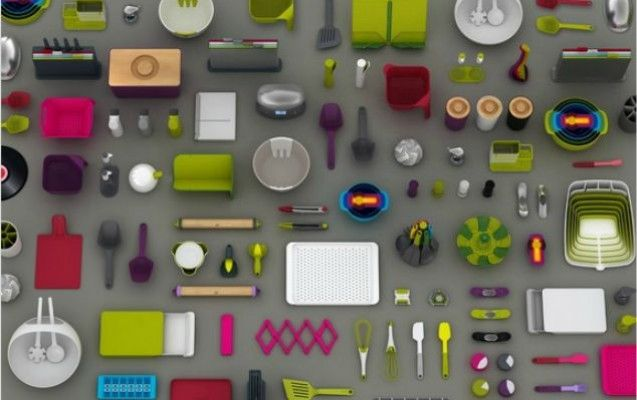 ΑΓΟΡΑ –Ένας πολύχρωμος, πρακτικός κουζινόκοσμος