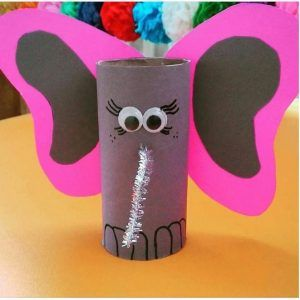 Zoo animal craft idea for kids | Crafts and Worksheets for Preschool,Toddler and Kindergarten