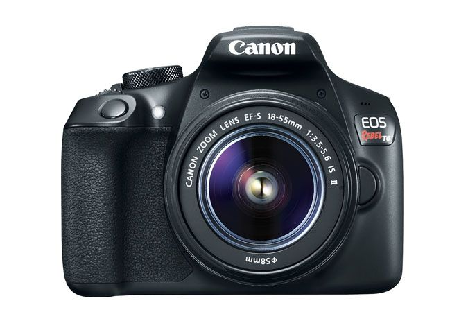 EOS Rebel T6 EF-S 18-55mm f/3.5-5.6 IS II Kit | Canon Online Store
