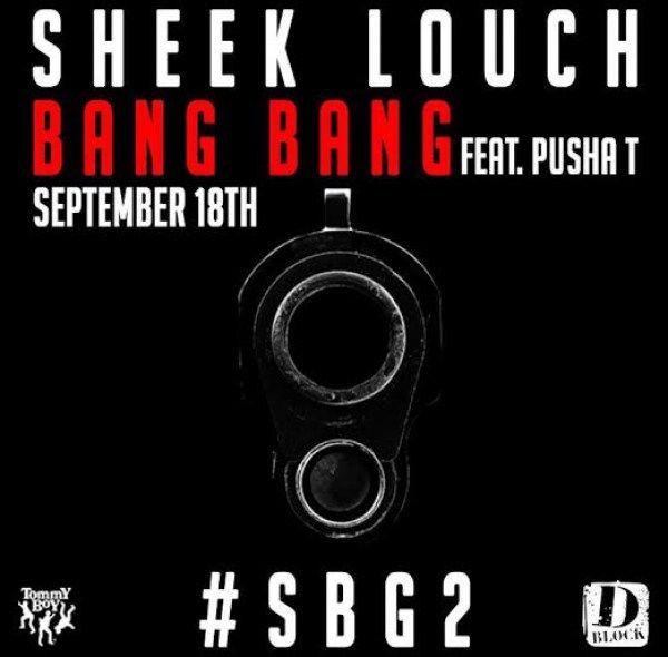 """{{VIDEO }} """"PRODUCTION CENTER"""" SHROOM CREATING SHEEK LOUCH FT. PUSHA T """"BANG BANG"""""""