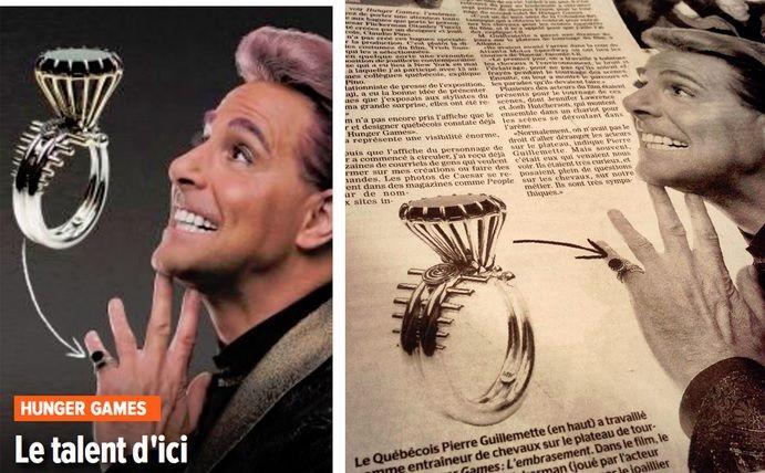 Кольца by Claudio Pino. Читать в нашем блоге