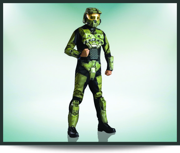 Coolest #Halloween costumes for men: Master Chief, #Halo
