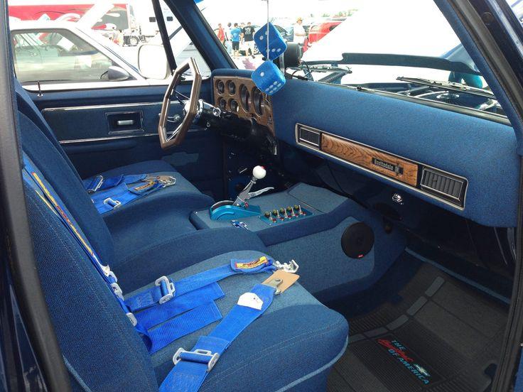 46 best c10 interiors images on pinterest c10 trucks - Chevy truck interior accessories ...