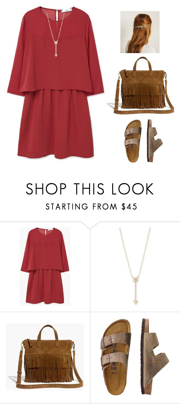 """Untitled #719"" by ichanee on Polyvore featuring MANGO, EF Collection, Madewell and TravelSmith"