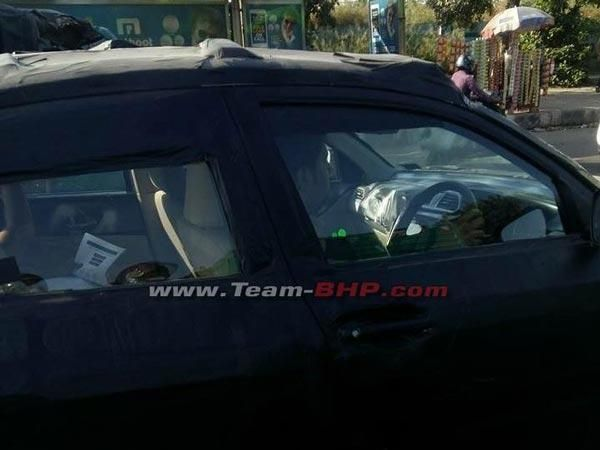 Spied: 2017 Maruti Suzuki Swift Dzire's Interior    Maruti Suzuki will introduce the new Swift Dzire to the Indian market in 2017. The latest spy shots reveal the model's new interior design which is very different from the 2017 Swift.  Source:www.drivespark.com  Spied: 2017 Maruti Suzuki Swift Dzire's Interior  For example the new Dzire has rectangular AC vents whereas the 2017 Swift gets circular vents. From this one thing is very clear that the compact sedan will get a centre console…