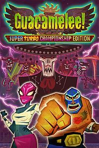 Xbox Live Gold Members: Guacamelee! Super Turbo Championship Edition (Xbox One Digital Download) $3.75 via Micro... #LavaHot http://www.lavahotdeals.com/us/cheap/xbox-live-gold-members-guacamelee-super-turbo-championship/185884?utm_source=pinterest&utm_medium=rss&utm_campaign=at_lavahotdealsus