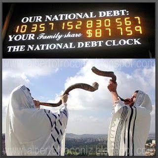 """JUBILEO DE LA DEUDA; ¿EN NUESTROS TRECE?:  Se ordena en las Sagradas Escrituras que en el Libro Levítico establece se perdonen las deudas contraídas por una vez en siete veces siete, y más o menos cada cincuenta años """"borrón y cuenta nueva"""", todo a cero empezando ya limpios de pecados que lastran el futuro en hipoteca. Esa costumbre de antiguo conocida como la del """"Jubileo de la Deuda"""" fue como… (Ver más ➦)…"""