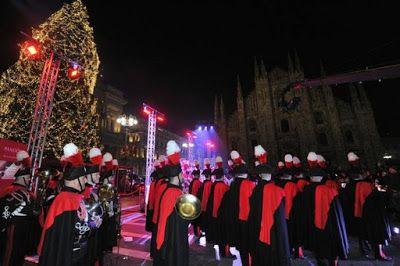 """Made in Italy Magazine: Al via il Natale a Milano con """"JOY"""" in piazza Duomo"""