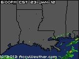 NOLA Weather Radar