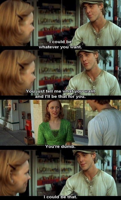 And this is why The Notebook is my favorites or ever