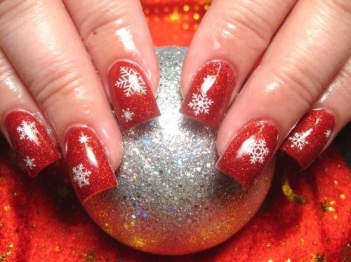 Christmas Nail Design Ideas 2012 4