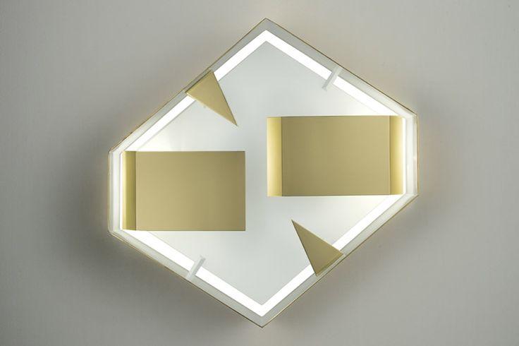 Quadri di Luce - Esagonale Gio Ponti