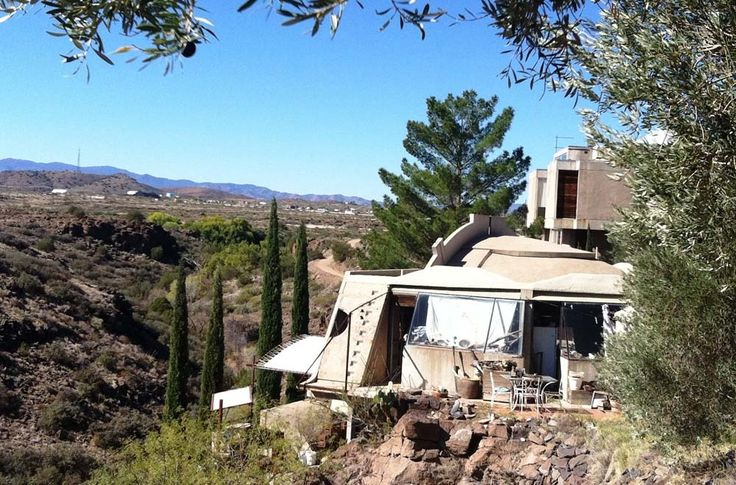 Travel to Arizona to visit Arcosanti and see the Agua Fria National Monument. Budget travel options and sustainability mix in this place.