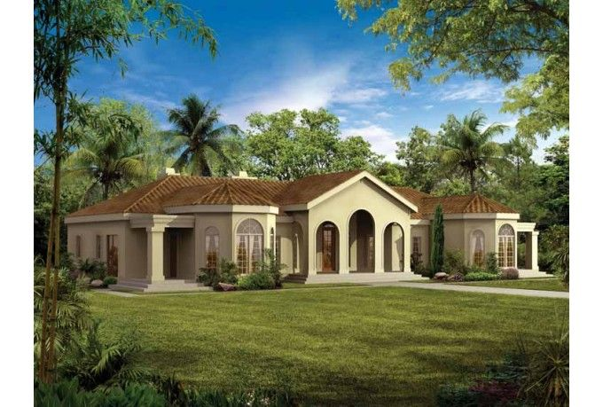 M s de 1000 ideas sobre planos de casa de estilo rancho en for Piani di casa mediterranea con foto