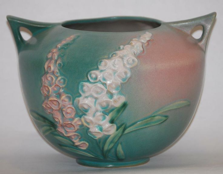 108 Best Images About Roseville Pottery On Pinterest