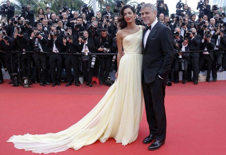 Amal Alamuddin, George Clooney -