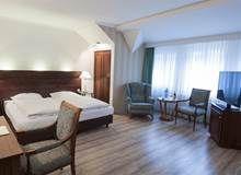 1-Raum-Landhaussuiten **** - Hotel Döllnsee-Schorfheide, Brandenburg/Berlin, Wellnesshotel, Tagungshotel