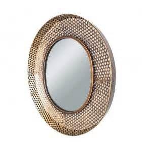 Suche Ovaler spiegel kupferfarben garderobe castania. Ansichten 125327.
