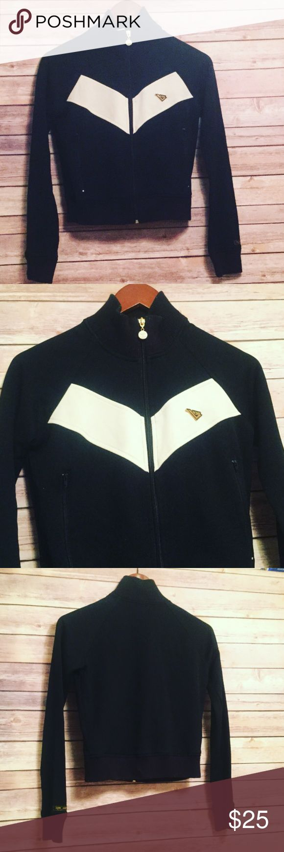RETRO Pony Track Jacket Super Cute Zip up Track Jacket!! Pony Retro Style that will Look Adorable with your Favorite distressed jeans!!! Pony Jackets & Coats Utility Jackets