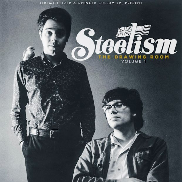 EP REVIEW : Steelism 'The Drawing Room Vol. 1′ - http://gigsoup.co/1DoASTEELISMusic #Steelism