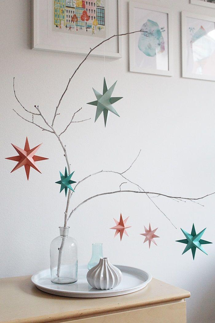 Pastel Christmas ornaments / Scandiavian Christmas / Kotisaari blog