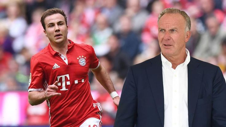 Bayern-Boss Rummenigge im TV | Götze-Wechsel morgen perfekt! - Bundesliga Saison 2016/17 - Bild.de