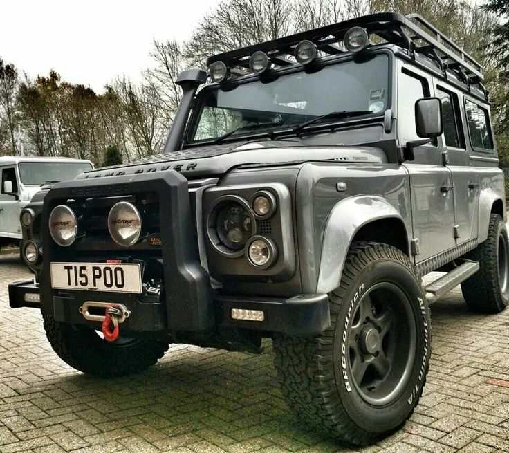 1000 Images About Land Rover Defender On Pinterest: 1000+ Images About Off-Road On Pinterest