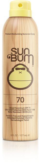 SPF 70 Original Spray Sunscreen