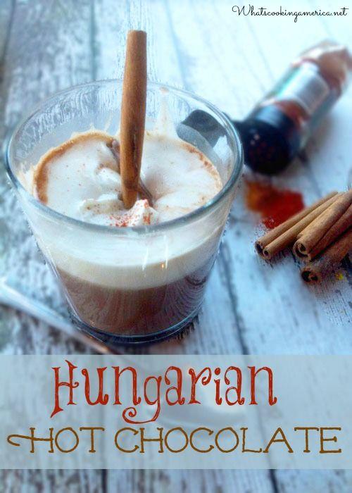 Hungarian Hot Chocolate Recipe - Forró Csokoládé