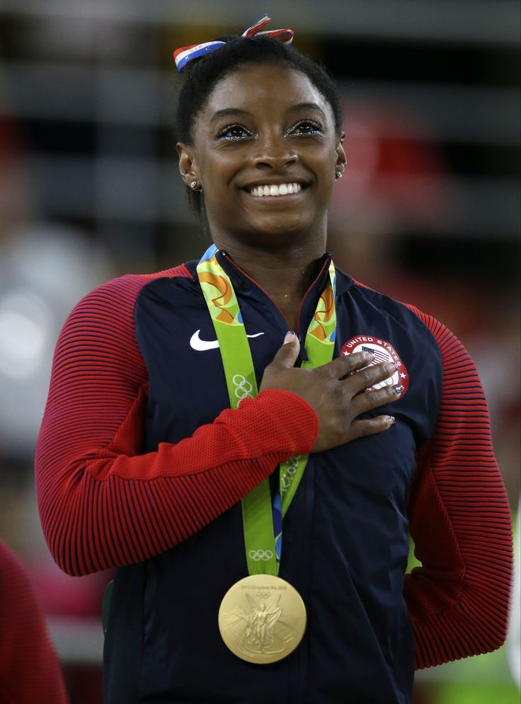 Simone Biles on 'Dancing With the Stars,' Michelle Obama, and the Final Five's Belize Vacation