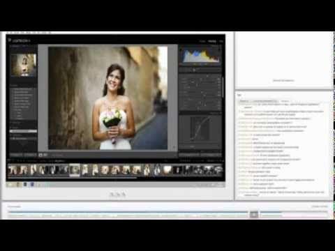 Свадебная съемка и обработка. Highlights school - YouTube