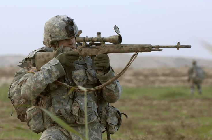 When chinese parachutes fall, I want an M14!