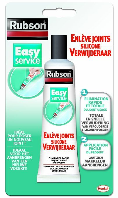 Rubson Easy Service Enlève-Joints Tube 80 ml: Amazon.fr: Bricolage