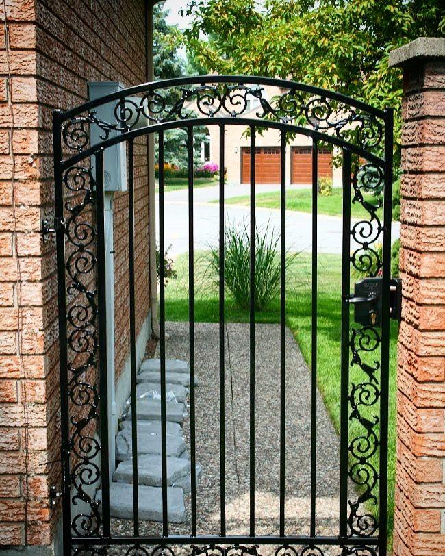 Genesis Iron Gate  Fence-All
