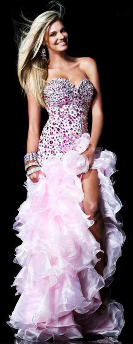 40 Prom Makeup Ideas To Have All Eyes On You: 40 Best Slutty Prom Fashions Images On Pinterest