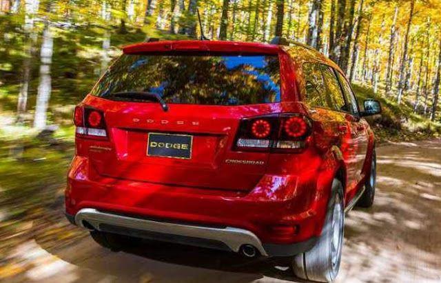 2018 Dodge Journey Exterior