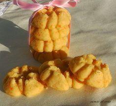 biscotti alla carota