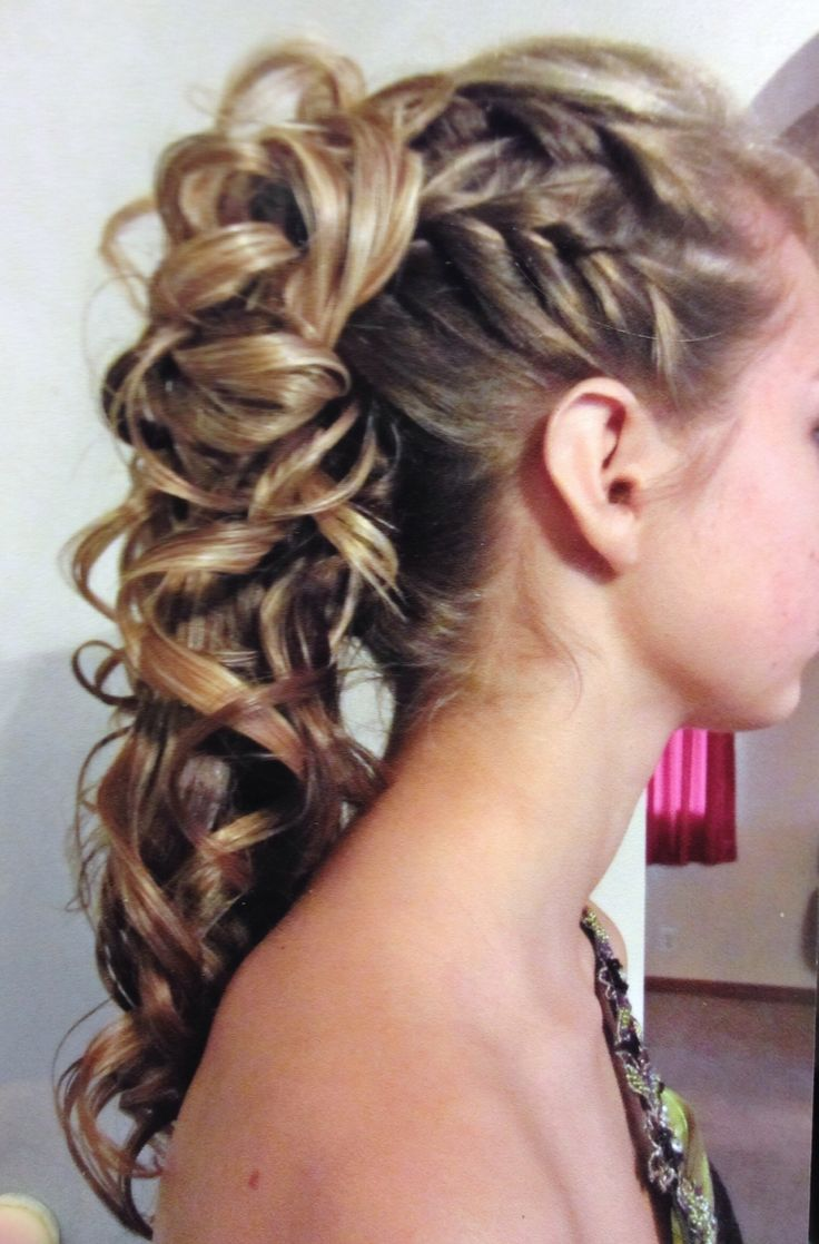 Cool Cool Hairstyle 2014 Curly Prom Hairstyles Half Up Half Down With Short Hairstyles For Black Women Fulllsitofus