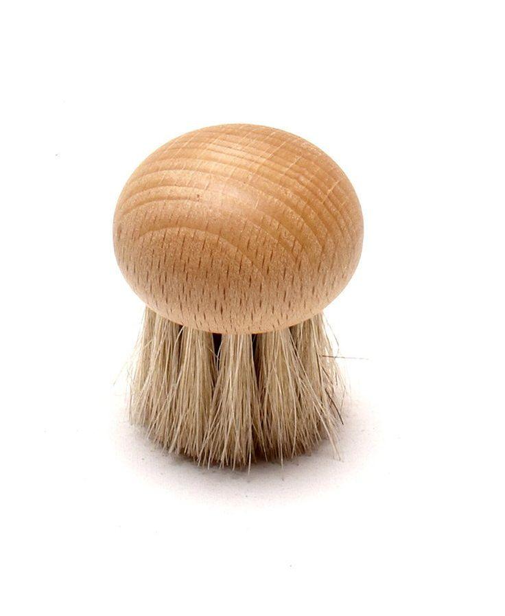 Mushroom Cleaning Brush - Redecker
