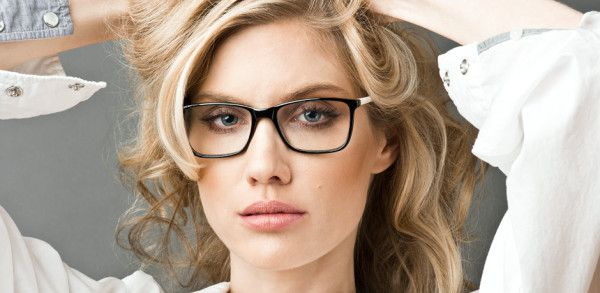 women wearing eyeglasses | ... to wear prescription glasses but detest wearing the same thinking that