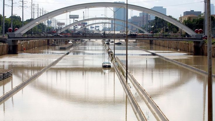 Houston Flood 2015: How Does It Compare to Allison and Other Historic Floods?