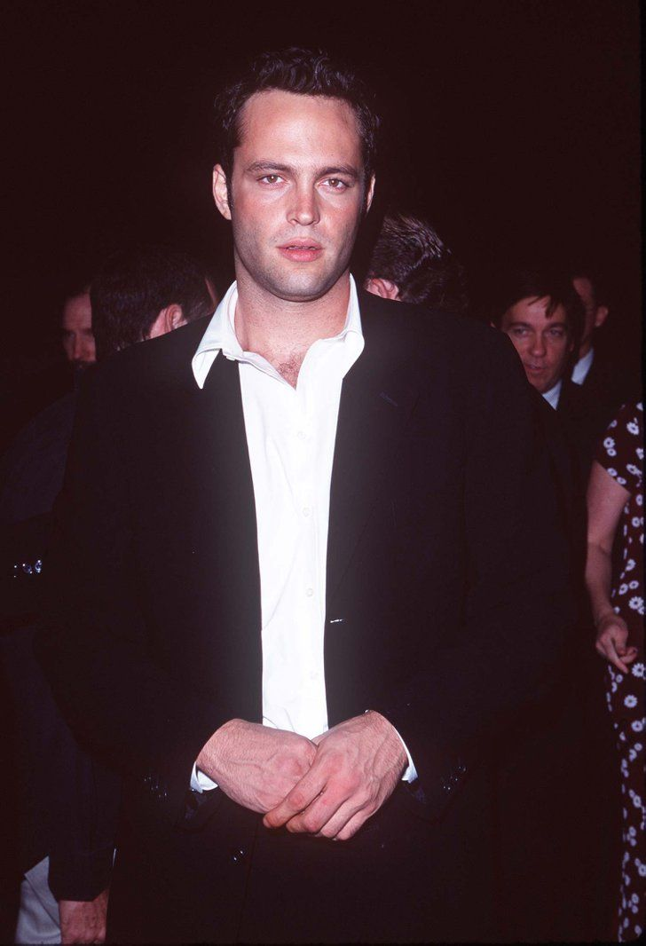 Pin for Later: A Nostalgic Look Back at Celebrities' Earliest Red Carpet Appearances Vince Vaughn, 1997