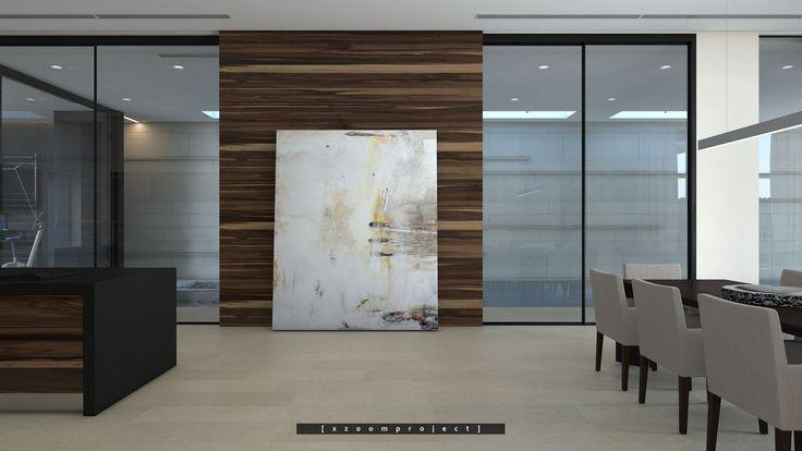 Private Villa Interior Project. Saudi Arabia. Living Room. #xzoomproject #modernvilla #interiordesign #modernlivingroom