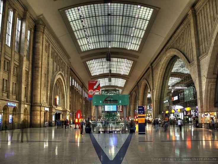 Haupbahnhof Leipzig