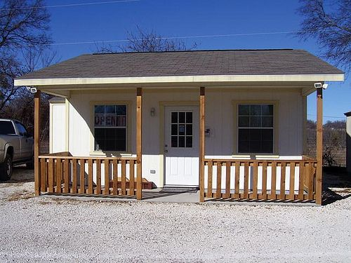 16x20 Tuff Shed Ranch Cabin House And Home Pinterest