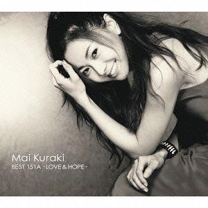 CDJapan : Mai Kuraki Best 151A -Love & Hope- [w/ DVD, Limited Edition / Type B] Mai Kuraki CD Album