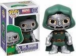 Name: Dr. Doom Vinyl Figure Manufacturer: Funko Series: Marvel Release Date: February 2013 For ages: 4 and up Details (Description): Your favorite Marvel super heroes available in ultimate vinyl figure form!
