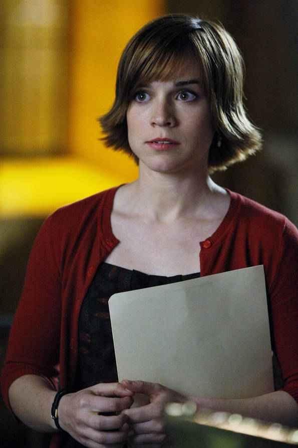 Renee Felice Smith as Nell Jones on NCIS:LA