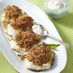 Breadcrumb-Crusted Cod - EatingWell.com
