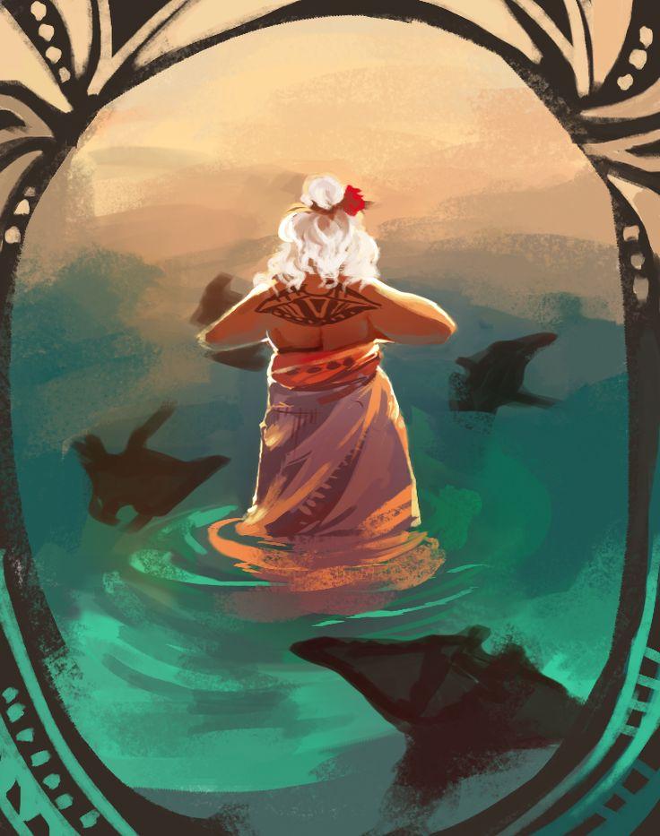 Grandma Tala by Ashenjay on DeviantArt